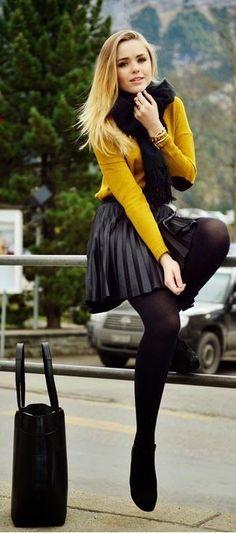 Ideas de Faldas para ti- http://estaesmimoda.com/ideas-de-faldas-para-ti-48/ #estaesmimoda #faldas