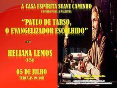 Casa Espírita Suave Caminho Convida para a sua Palestra Pública - Rio das Ostras - RJ - http://www.agendaespiritabrasil.com.br/2016/07/05/casa-espirita-suave-caminho-convida-para-sua-palestra-publica-rio-das-ostras-rj-20/