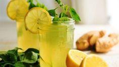 Limonada especial para vientre plano