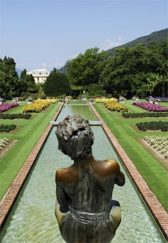 palazzo Borromeo sull'Isola Madre - Lago Maggiore
