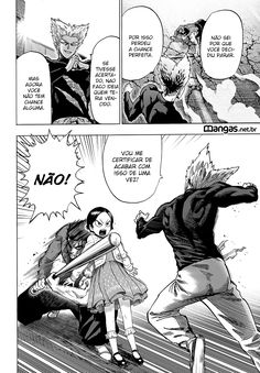 One Punch-Man - por Ouroboros Scans One Punch Man Memes, One Punch Man 3, One Punch Man Manga, Manga Online Read, Manga To Read, One Punch Man Wallpapers, Hanazakari No Kimitachi E, Page One, Comic Template