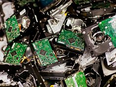 for data safe! failed drivers have to be phisically destroyed @Google Data centers
