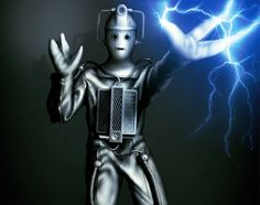 Cyberman 1967 by AntLamb on DeviantArt Doctor Who Tv, Second Doctor, Power Of The Daleks, Classic Doctor Who, Alex Kingston, Army Men, Cool Animations, Dr Who, Tardis
