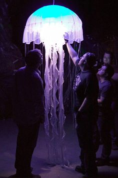 Sight & Sound Theatres - Jellyfish lamp