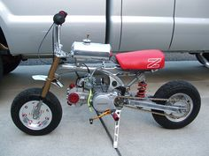 My Bikes - Z50X #2 - razzomoto.com