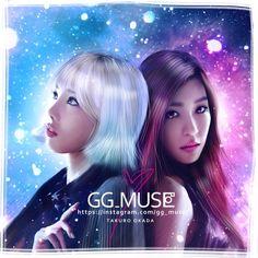 タクロー@GG_MUSE @okadown In The Galaxy インザギャラクシー #taeyeon #tiffany #taeny #gg #snsd #soshiart #gg_muse https://instagram.com/gg_muse/