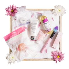 A one off vegan beauty box. Not necessarily that months. Vegan Beauty Box. Cruelty Free Makeup. Vegan Gifts.