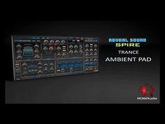 Spire Ambient Trance Pad Tutorial RDGAudio