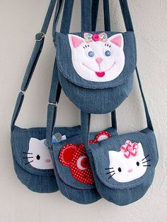 Let's Continue to Submit Crafts from Jeans (denim)   PicturesCrafts.com