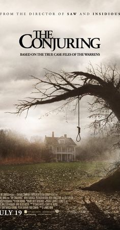 The Conjuring (2013) on IMDb: In 1971, Carolyn and Roger Perron move their family into a dilapidated Rhode Island farm house and soon strange things start happening around it with