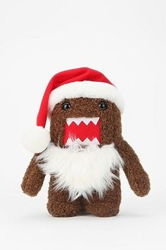 Domo-Kun Plush Figure
