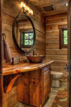 438 Best Rustic Bathrooms Images In 2019 Rustic