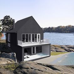 MODEL L1. Architect: Jarkko Könönen.