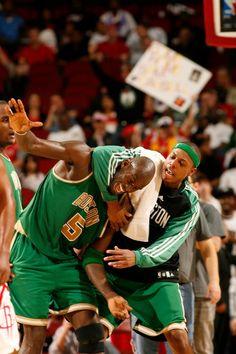 Boston celtics basketball court nba pinterest for Jordan garnett tattoo