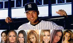 Derek Jeter's hottest girlfriends on beautysweetspot.com.