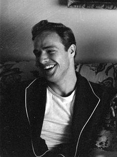Marlon Brando photographed by Edward Clark, 1949
