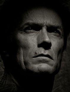 Clint Eastwood, 1985  (By Albert Watson)