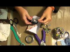 ▶ How to make coin envelopes using your envelope punch board - YouTube