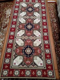 Cross Stitch Borders, Cross Stitching, Cross Stitch Embroidery, Cross Stitch Patterns, Needlepoint Designs, Diy And Crafts, Bohemian Rug, Butterfly, Rugs
