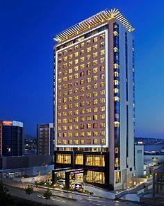 Crowne Plaza Bursa is a 5-Star Hotel in Bursa, Turkey