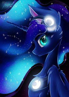 Luna s headphones by AlexBlueBird
