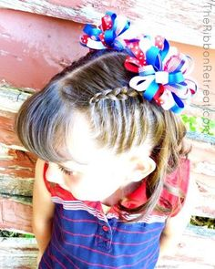 DIY How to Make a Loopy Puff Bow These turned out great. I loved making them for addie