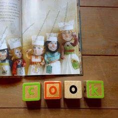 as cozinheiras de livros