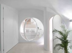 Completed in 2017 in Oia, Greece. Images by Vangelis Paterakis. The summer house is located in the traditional village of Oia on the island of Santorini.It consists of a cave-house inside the volcanic earth and a...