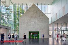 rem koolhaas OMA mnbaq musee national des beaux arts du quebec designboom