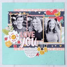 Today on my blog is this page using the new @simplestories_  Faith collection. I love that it is versatile enough to use with everyday memories, as well as faith-based projects! Such a cute collection! -- #scrapbooking #simplestories_ #simplestoriesfaith #janaeubank