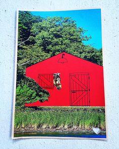 Handmade 3D postcard made for @ihanna's DIY Postcard Swap spring 2016 #alteredphoto #happymail