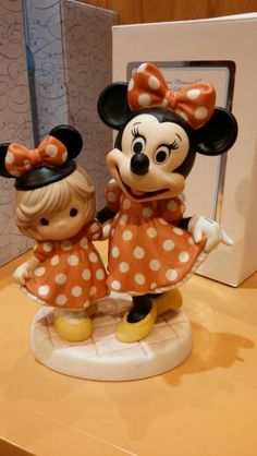 Minnie Precious Moments Figurine