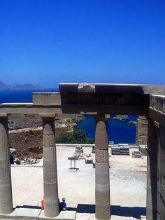 Lindos, Greece Rhodes Island Greece, Darth Vader Toaster, Greek Antiquity, Natural Salt, Vader Star Wars, Greek Art, Cold Meals, Baking Pans, Cool Gadgets