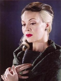 Narcissa Malfoy was perhaps one of the most underrated characters. Without her, the whole wizarding world would have fallen.