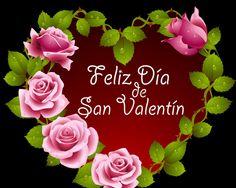 feliz día de San Valentín Wallpaper