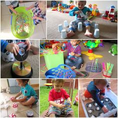 Promoting independence in toddlers through play