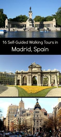 Follow these 16 expert designed self-guided walking tours to explore the city on foot at your own pace.