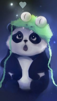 Baby Panda from Apofiss Digital Artworks  #apofiss