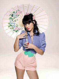 Zooey Deschanel, love her style