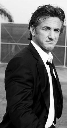 O ator Sean Penn. 10 filmes com atuações irretocáveis.