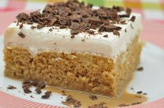 Kahlua Tres Leches Cake - Whether you are celebrating Cinco de Mayo or just love Kahlua and Tres Leches, this moist cake is going to become your new favorite dessert. Chocolate shavings, Creme Chantilly, coffee and three kinds of milk make this recipe a hit every time it is served.