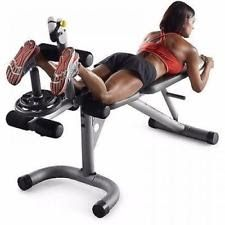 Total Body Workout Machine Home Exercise Bench Adjustable Fitness Gym Equipment