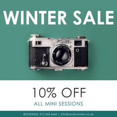 Instagram Post Template Mini Sessions, Photo Sessions, Instagram Post Template, Professional Image, Winter Sale, Templates, Logos, Create, Instagram Posts