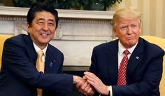 10 steps to help you avoid the Trump handshake - The Trump handshake has turned into one of the most unique greetings of all time. From the hysterical handshake with Prime Minister of Japan Shinzō Abe, to the most recent handshake in the headlines with French President Emmanuel Macron. And how can we forget the refusal handshake with German... - http://azbigmedia.com/ab/10-steps-avoid-trump-handshake