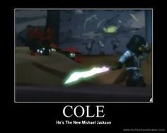Hahaha! I flipped out when I saw this! It's Mi-Cole Jackson!!!