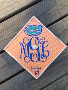 My UF graduation cap