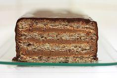 ohrid cake, ohridska torta, охридска торта, рецепт