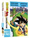Anime DVD Review: Dragon Ball: Complete Collection Movie 4 Pack