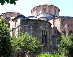 Chora Church, Istanbul, Turkey