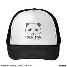 Panda Dreamer Trucker Hat